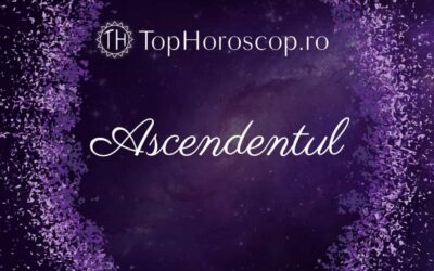 Ascendentul zodiacal